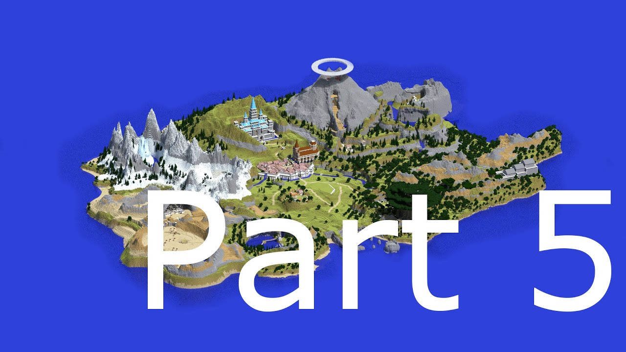 Minecraft Legend of Zelda Ocarina of Time Map part 5 Goron ...