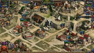 Спарта война империй поход на цели день 3 часть 3