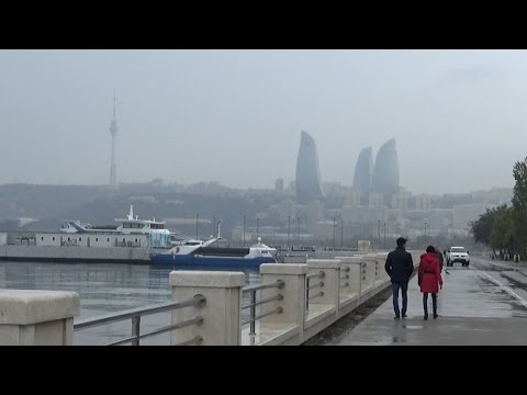 Azerbaijan (Part 1) - Baku. Баку