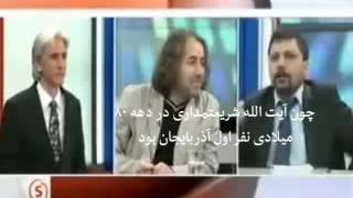 پاسخ قاطع روزنامه نگار ترکیه ای به تجزیه طلب ایرانی در برنامه زنده