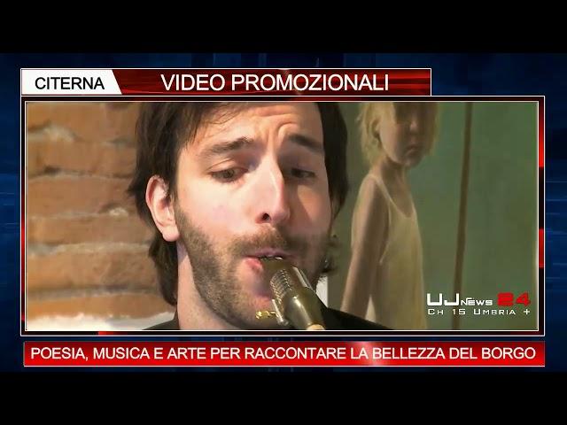 Tg Umbria+Teleterni del 30 aprile 2021