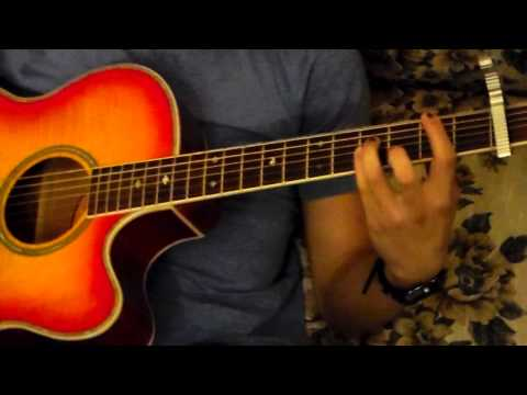 Carry You -Union J- Guitar Lesson (Tutorial)