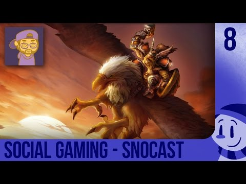 snoCast - Social Aspects of Gaming (feat. Heavy Eyed) // Ep. 8