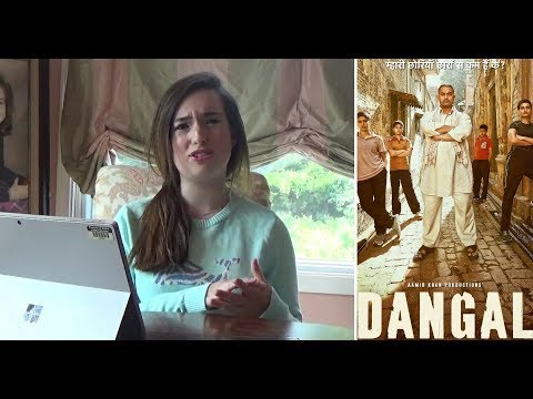 Thumbnail: Dangal l Trailer Reaction By Alyssa.