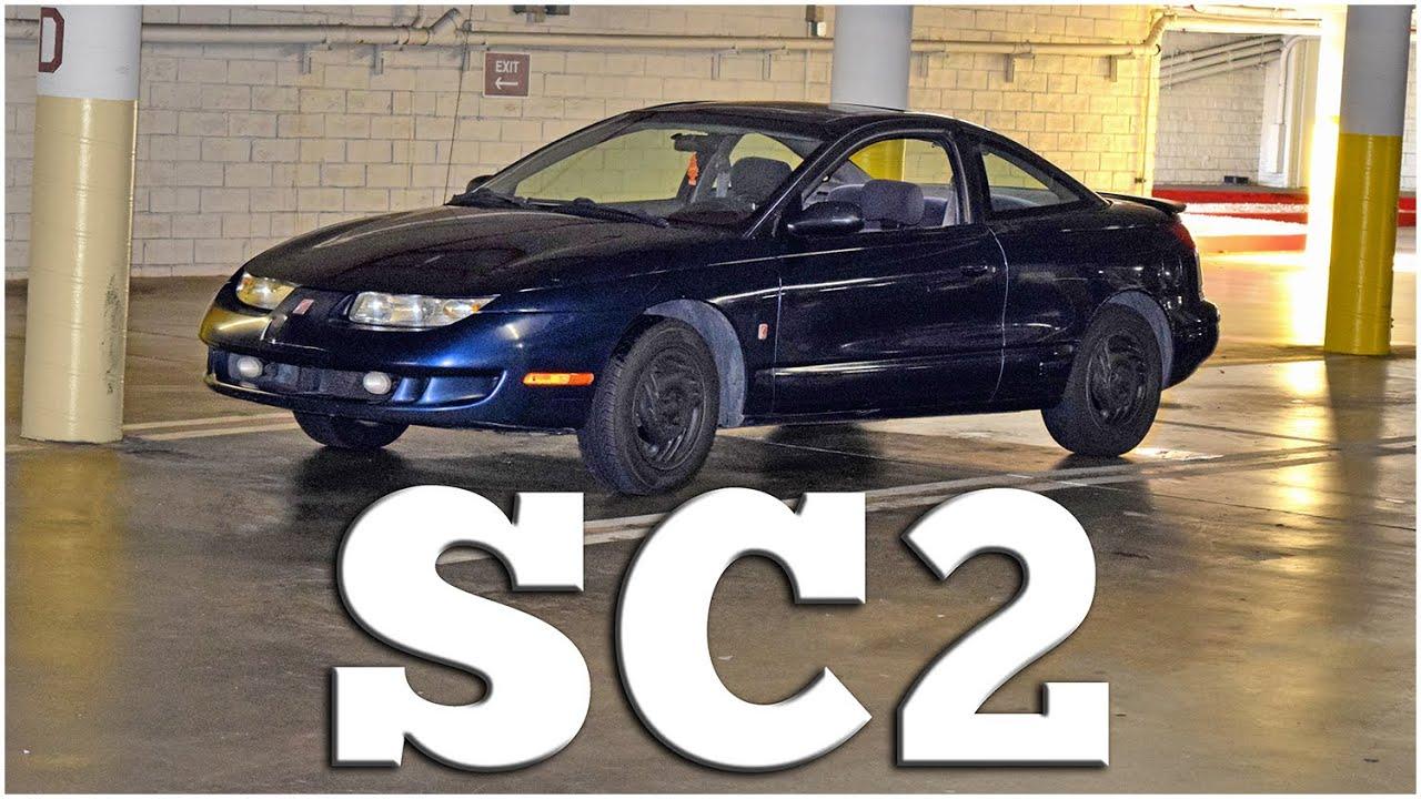 Regular Car Reviews 1997 Saturn Sc2