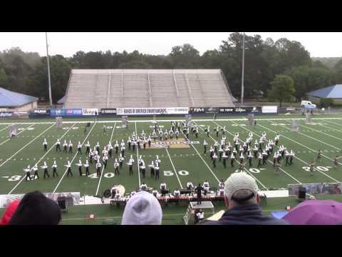 Milton High School Marching Band 2015
