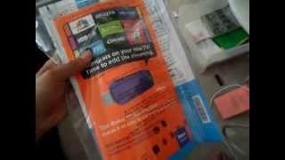 01. 32 inch Sharp 1080p LED HDTV Unboxing (Patrick Lew Video Blog)
