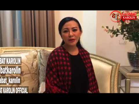Ucapan Selamat Karolin Kepada Gubernur Terpilih Kalbar 2018-2023