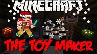 Minecraft Horror Map | The Toy Maker - Може бути, це тільки сон? (Різдвяний Кліп)