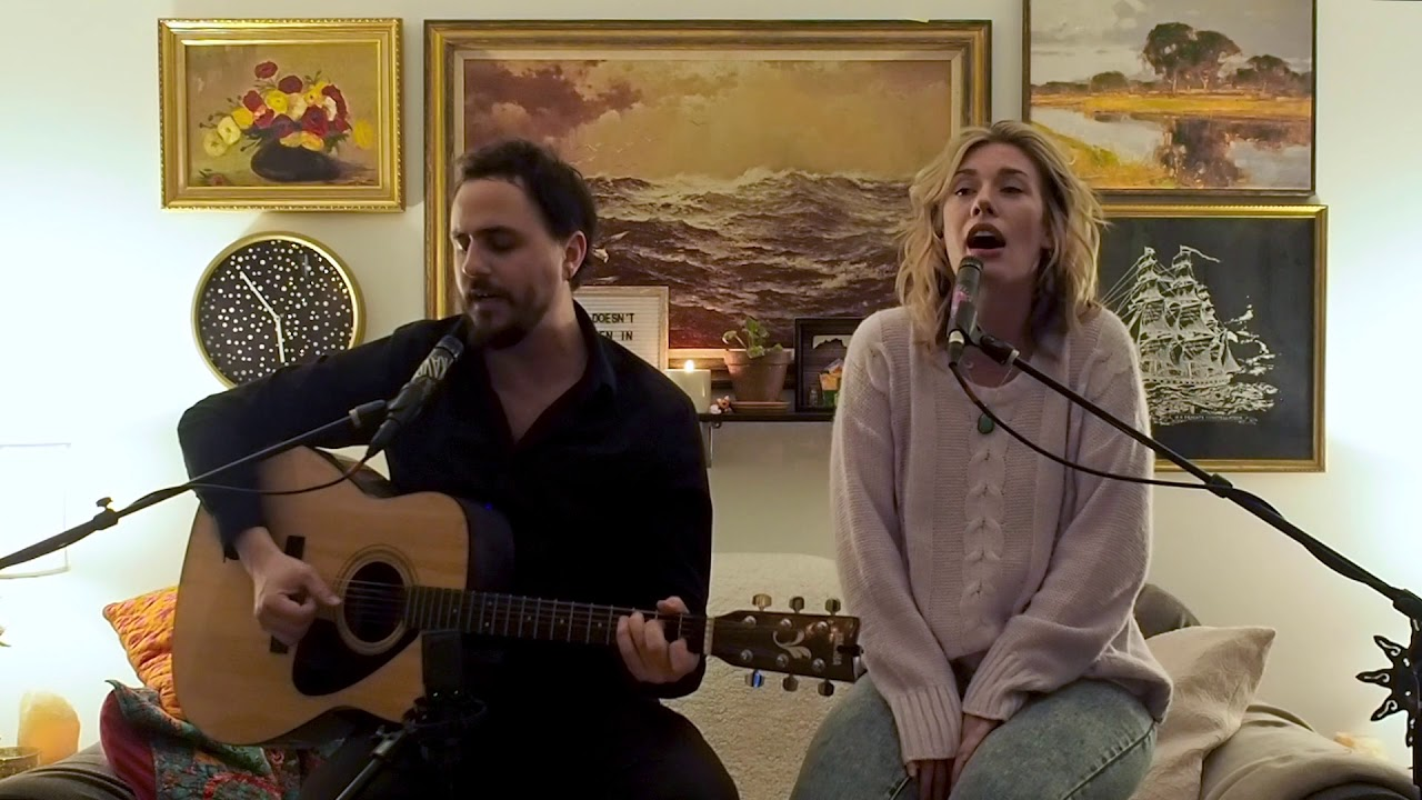 """""""In Spite Of Ourselves"""" - Kavoossi feat. Jessie Dean (John Prine Cover)"""