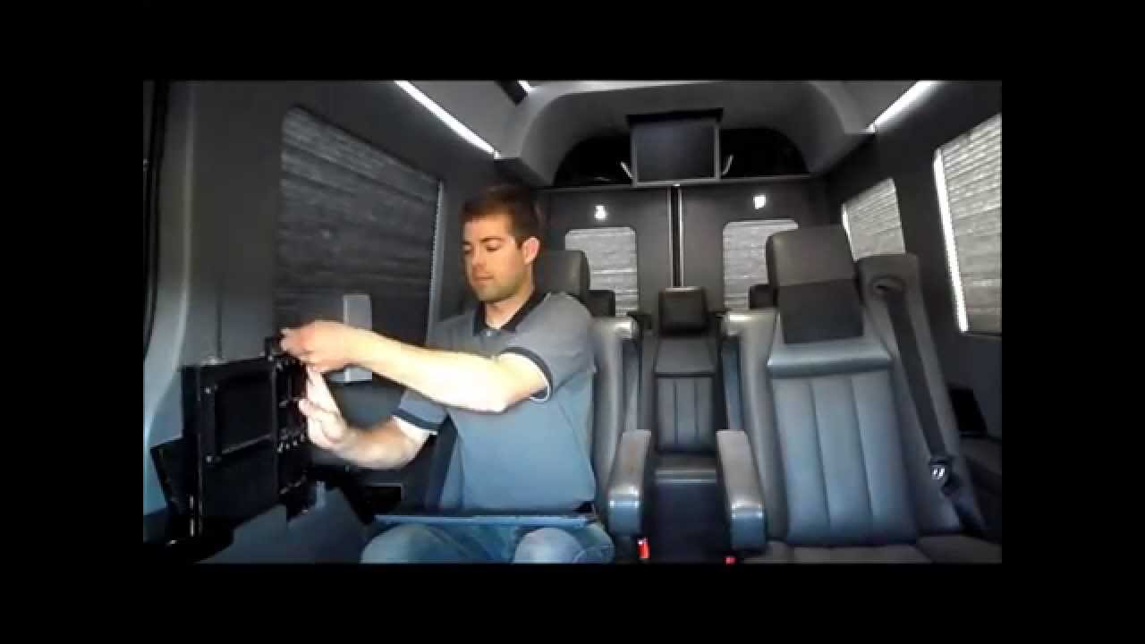 Mercedes For Sale >> Luxury Mercedes-Benz Sprinter Jet Van Passagner Vehicle / Mobile Office For Sale - YouTube