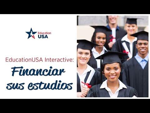 EducationUSA Interactive: Financiar sus estudios