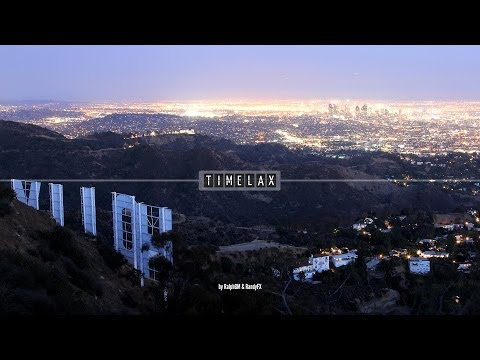 Thumbnail: Los Angeles Time-Lapse - TimeLAX 02 - California