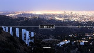 Los Angeles Time-Lapse - TimeLAX 02 - California