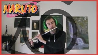 Naruto - Those who Inherit the Will of Fire - Flute Cover