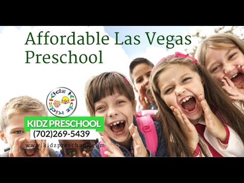 Affordable Las Vegas Preschool Youtube