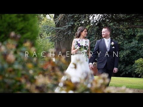 Orsett Hall Wedding Trailer - Rachael & Ryan