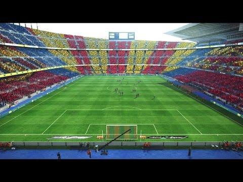 PES 2014 Camp Nou - DOWNLOAD