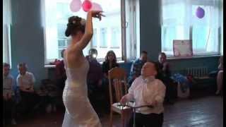 Наш орригинальный свадебный танец