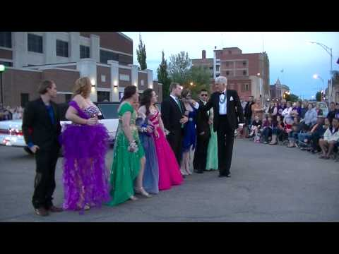 2015 Arkansas City High School Prom