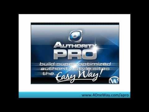 Authority Pro | The New Authority Pro WP Marketing Powersuite