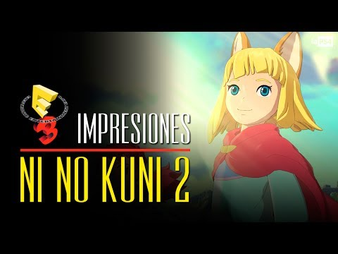 Ni No Kuni II: Revenant Kingdom, Jugamos al gran JRPG del E3 2017 | LaPS4