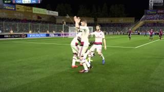 FIFA 15 slide personalizzate e tattiche  a circa meta video 1 parte