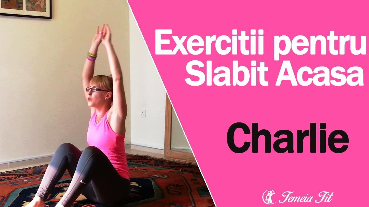 5 exerciţii de slăbit pentru picioare şi abdomen VIDEO