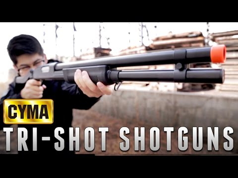 CYMA M870 Shotgun Series [The Gun Corner] Airsoft Evike.com