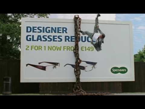 bcc580bb2c5 Specsavers Comedy Capers - Designer Glasses Reduced - YouTube