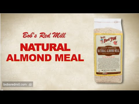 Natural Almond Meal | Bob's Red Mill
