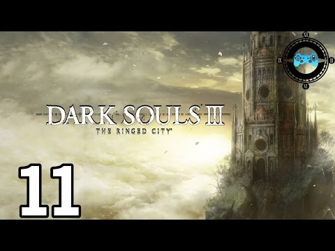 Dark Souls 3: The Ringed City #11 (Twitch VOD, Blind Let's Play)