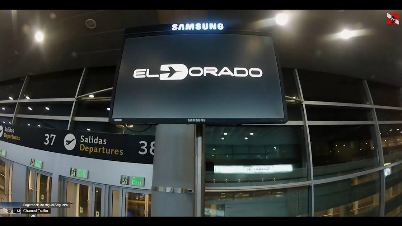 El dorado international airport bog bogota colombia for Puerta 6 aeropuerto el dorado