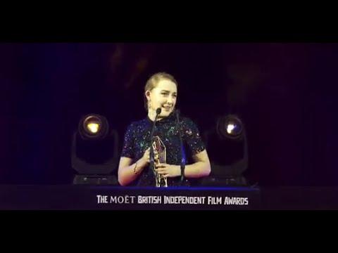 Saoirse Ronan wins Best Actress - BIFA 2015