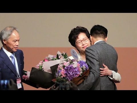 Carrie Lam: From grassroots to HK's first female leader