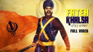 Gambar cover FATEH KHALSA | Salamat Joga | New Punjabi Songs 2018 | Sur Salamat Records