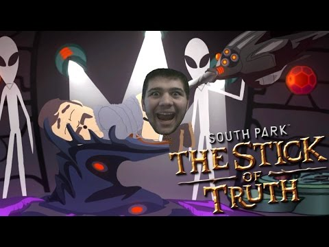 PROBED!!! - South Park: The Stick Of Truth: Episode 4
