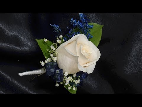 how-to-make-a-single-rose-boutonniere