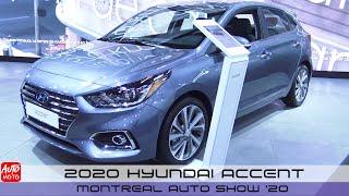 2020 Hyundai Accent - Exterior And Interior - 2020 Montreal Auto Show