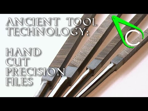 Antikythera Fragment #3 - Ancient Tool Technology - Hand Cut Precision Files