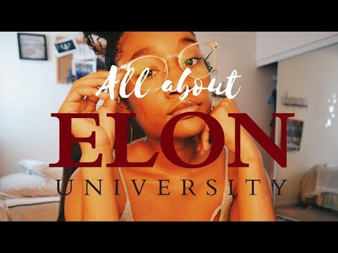 Some things you should know about Elon University...