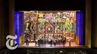 Times Lapse Video: Behind the Scenes at the Metropolitan Opera | The New York Times