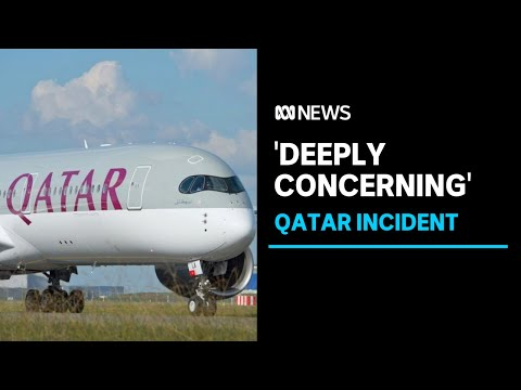 Women strip-searched in Qatar after baby found in airport bathroom | ABC News