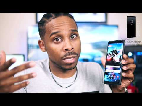 Galaxy note 8 Review weeks later The Best Smartphone OUT