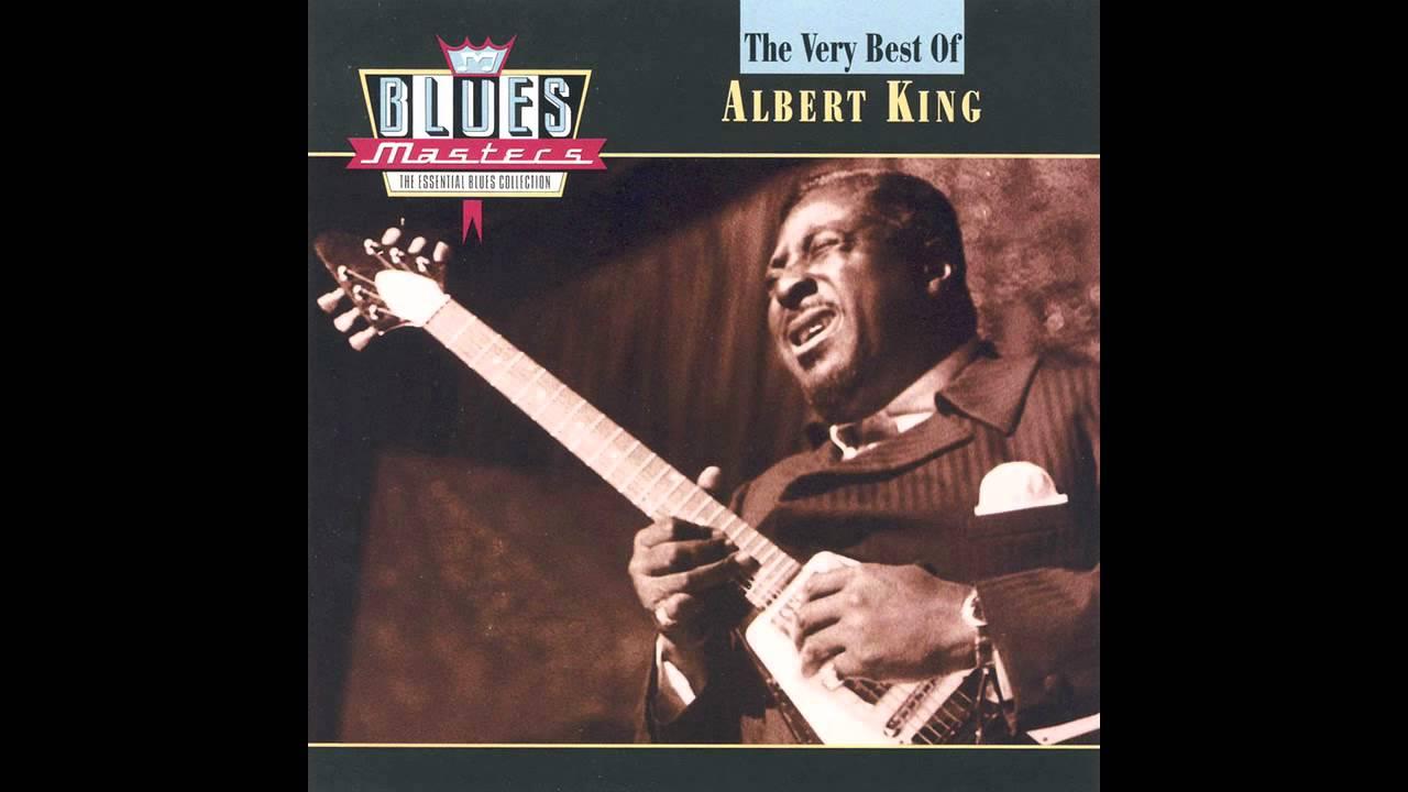 Resultado de imagen de Albert King live in Sweden 1980 (Mitt liv är blues)