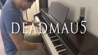 deadmau5 - There Might Be Coffee and Aural Psynapse (Evan Duffy Piano Cover)