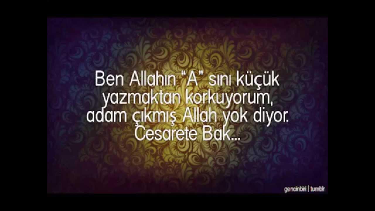 Allaha Dair Güzel Sözler Ibretlik Sözler özlü Sözler Youtube