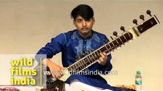 Sitar recital at Delhi