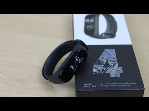 Xiaomi Mi Smart Band 4 – обзор