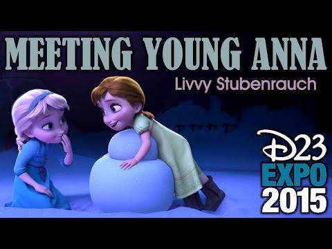 TTL Nerd  Meeting Young Anna Livvy Stubenrauch